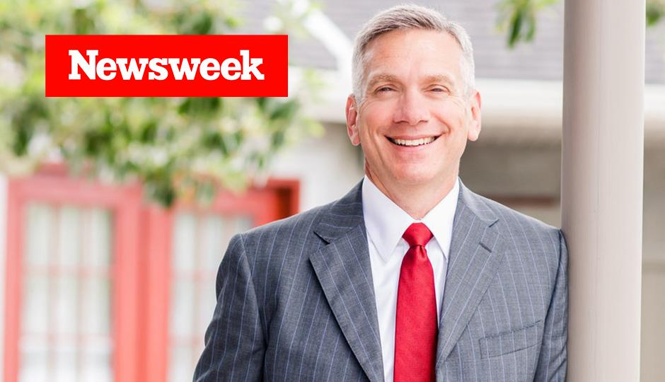 Co-Founder of the Bryson Law Firm, Cary Bryson, Featured in Newsweek