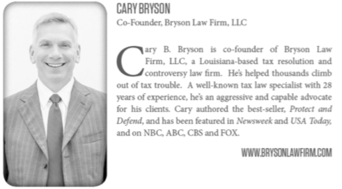 Cary Bryson Featured in Wall Street Journal