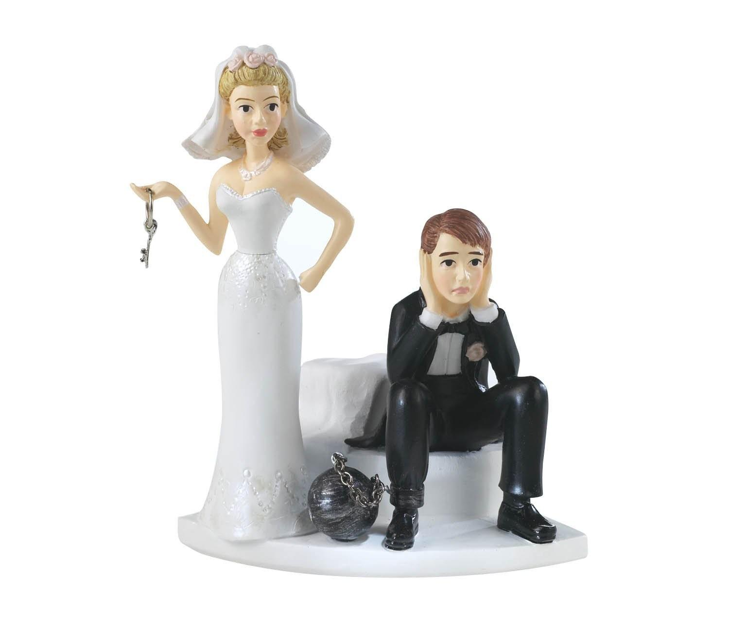 country wedding cake toppers humorous Dpsi
