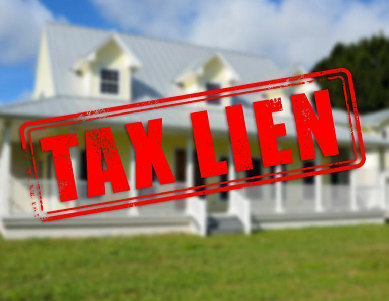 IRS Lien on Property